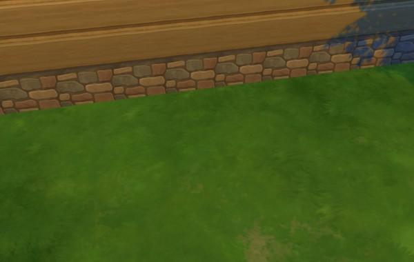 Sims 4 Outdoor Leben Gepresstes Sternfundament