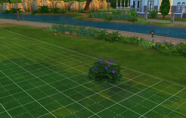 Sims 4 Outdoor Leben Granite Falls – Busch