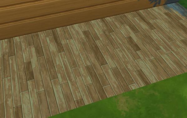 Sims 4 Outdoor Leben Granite Falls Holzboden