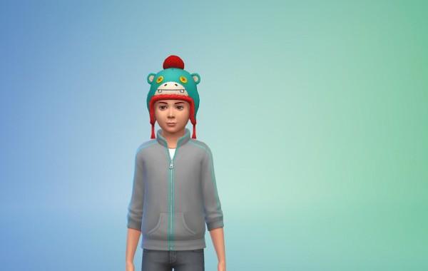 Sims 4 Outdoor Leben Hüte 1 Farbe 1