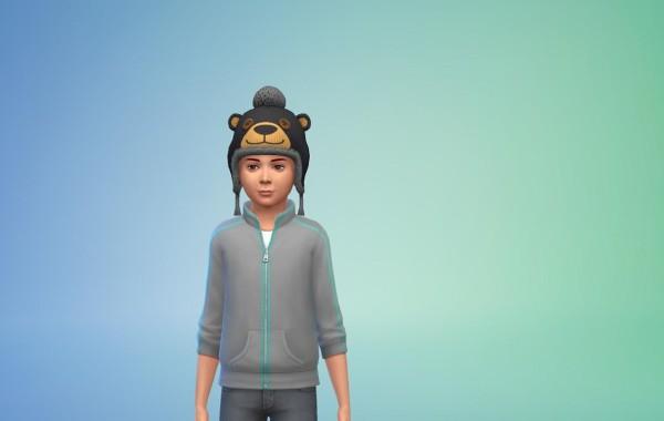 Sims 4 Outdoor Leben Hüte 1 Farbe 10