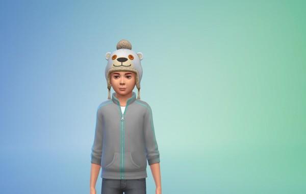 Sims 4 Outdoor Leben Hüte 1 Farbe 11