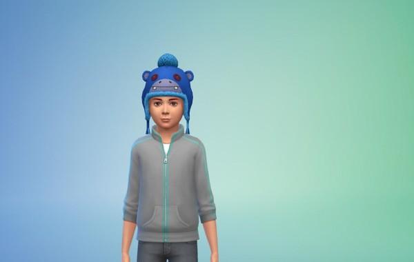 Sims 4 Outdoor Leben Hüte 1 Farbe 2
