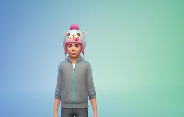 Sims 4 Outdoor Leben Hüte 1 Farbe 5