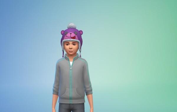 Sims 4 Outdoor Leben Hüte 1 Farbe 6