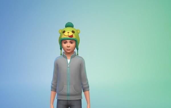 Sims 4 Outdoor Leben Hüte 1 Farbe 7