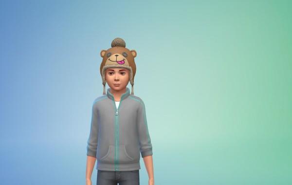 Sims 4 Outdoor Leben Hüte 1 Farbe 8