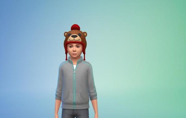 Sims 4 Outdoor Leben Hüte 1 Farbe 9