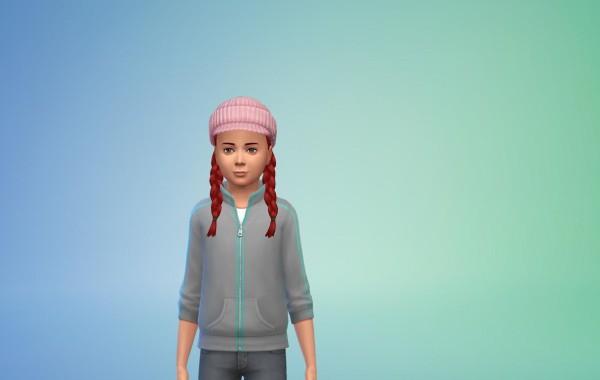 Sims 4 Outdoor Leben Hüte 2 Farbe 1