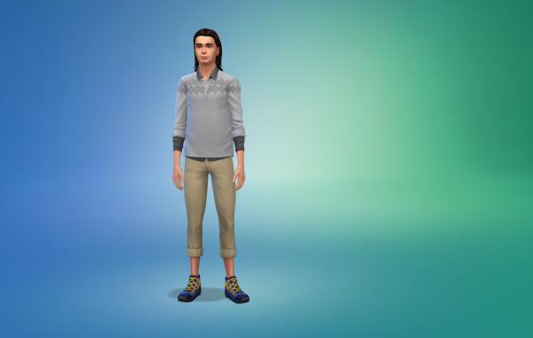Sims 4 Outdoor Leben Hose 1 Farbe 12