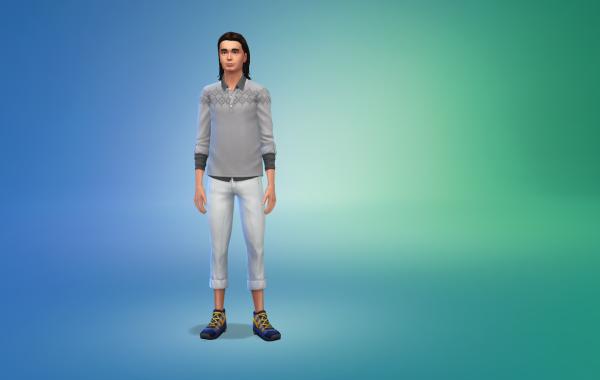 Sims 4 Outdoor Leben Hose 1 Farbe 14