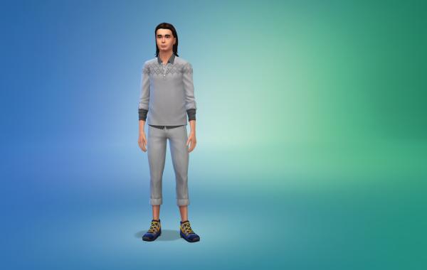 Sims 4 Outdoor Leben Hose 1 Farbe 20
