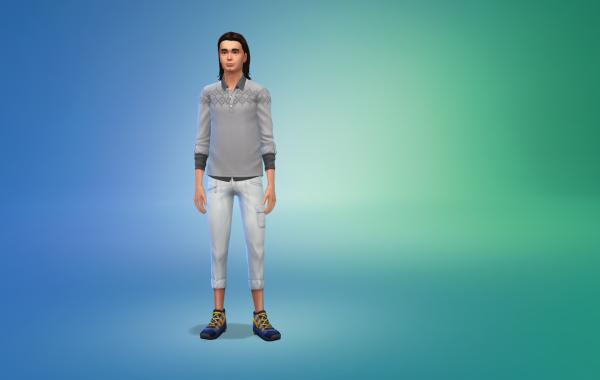Sims 4 Outdoor Leben Hose 1 Farbe 5