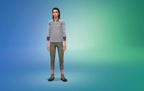 Sims 4 Outdoor Leben Hose 1 Farbe 9