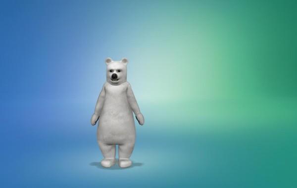 Sims 4 Outdoor Leben Junge Bärenkostüm 4