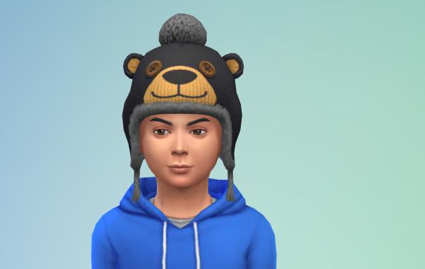 Sims 4 Outdoor Leben Kinder Hut 1 Farbe 10