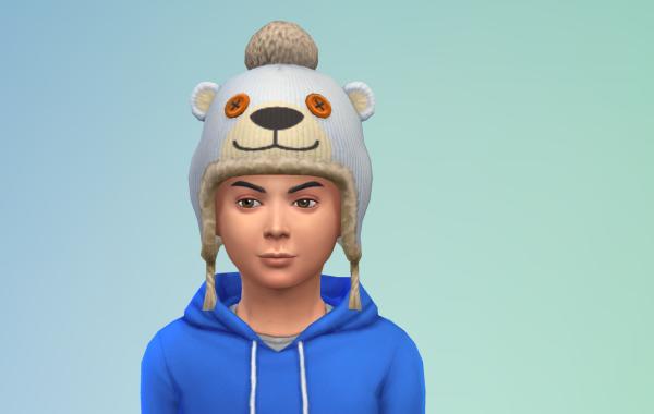 Sims 4 Outdoor Leben Kinder Hut 1 Farbe 11
