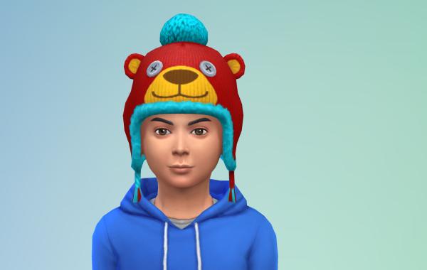 Sims 4 Outdoor Leben Kinder Hut 1 Farbe 12