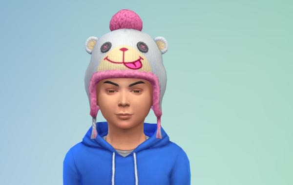 Sims 4 Outdoor Leben Kinder Hut 1 Farbe 5