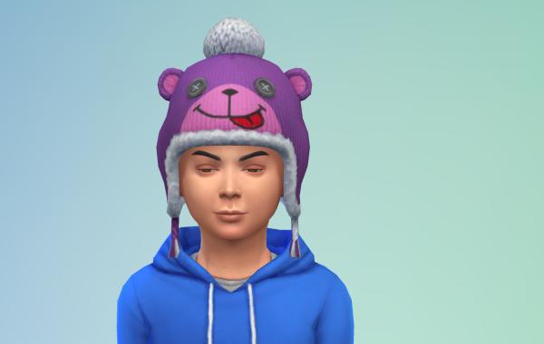 Sims 4 Outdoor Leben Kinder Hut 1 Farbe 6