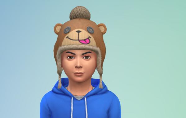 Sims 4 Outdoor Leben Kinder Hut 1 Farbe 8