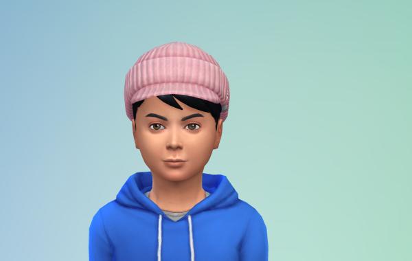 Sims 4 Outdoor Leben Kinder Hut 2 Farbe 1
