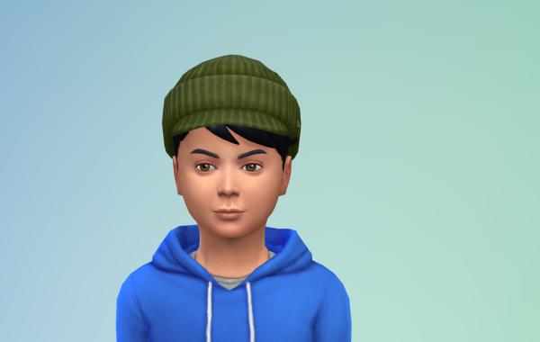Sims 4 Outdoor Leben Kinder Hut 2 Farbe 2