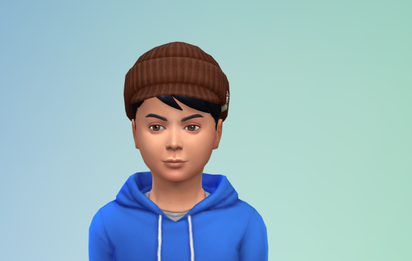 Sims 4 Outdoor Leben Kinder Hut 2 Farbe 4