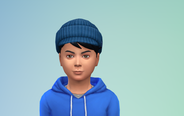 Sims 4 Outdoor Leben Kinder Hut 2 Farbe 5