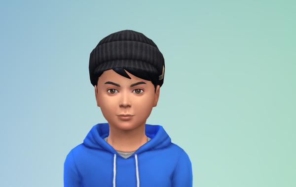 Sims 4 Outdoor Leben Kinder Hut 2 Farbe 6