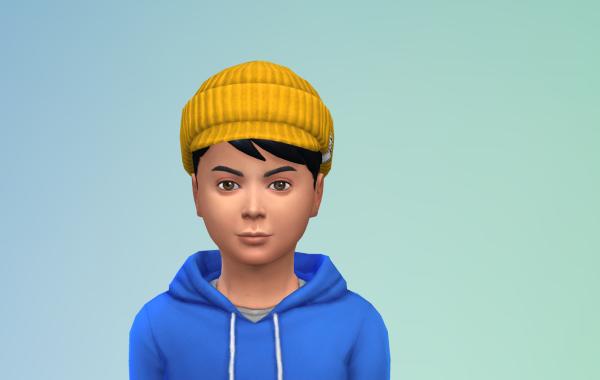 Sims 4 Outdoor Leben Kinder Hut 2 Farbe 7