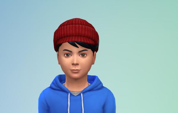 Sims 4 Outdoor Leben Kinder Hut 2 Farbe 8