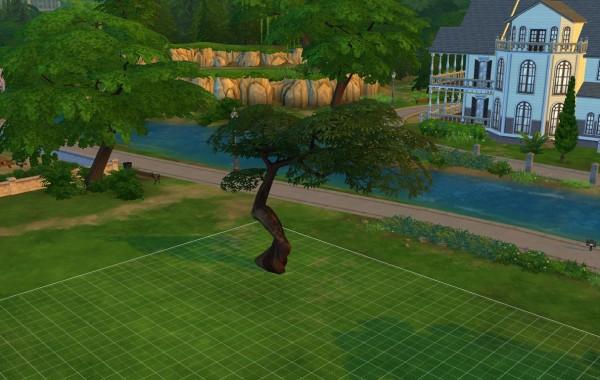 Sims 4 Outdoor Leben Knorrige Eiche