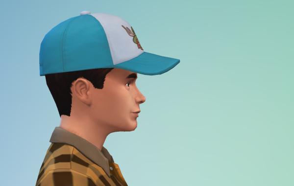 Sims 4 Outdoor Leben Männer Hut 1 Seite