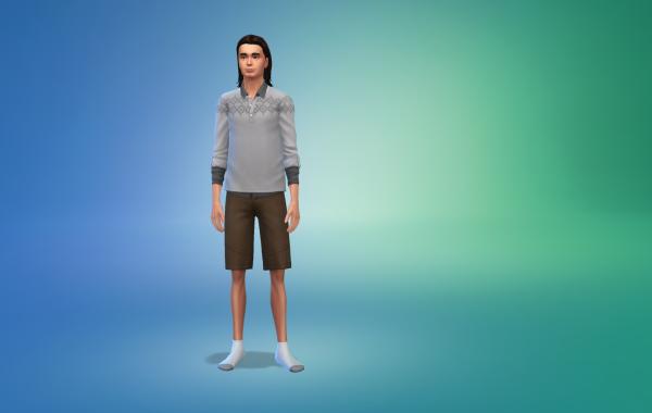 Sims 4 Outdoor Leben Socken 4