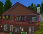 Sims 4 Outdoor Leben Terasse oben