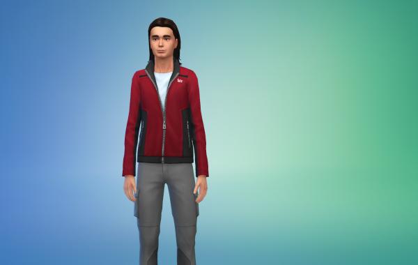 Sims 4 Outdoor Leben Top 1 Farbe 1