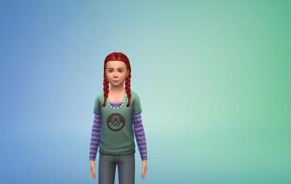 Sims 4 Outdoor Leben Top 3 Farbe 6