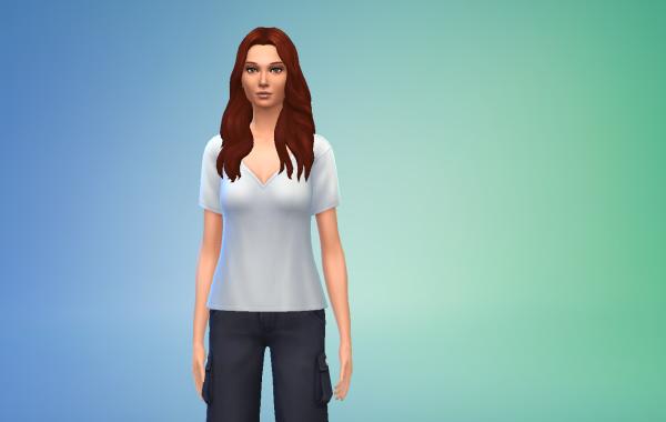 Sims 4 Outdoor Leben Top 4 Farbe 2