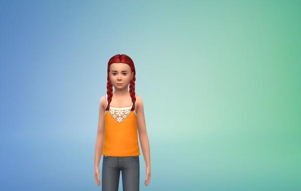 Sims 4 Outdoor Leben Top 4 Farbe 3
