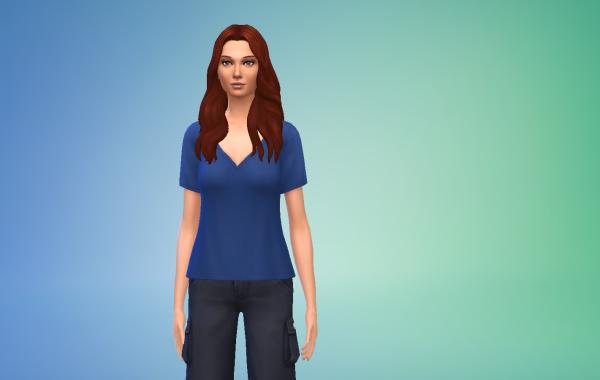 Sims 4 Outdoor Leben Top 4 Farbe 4