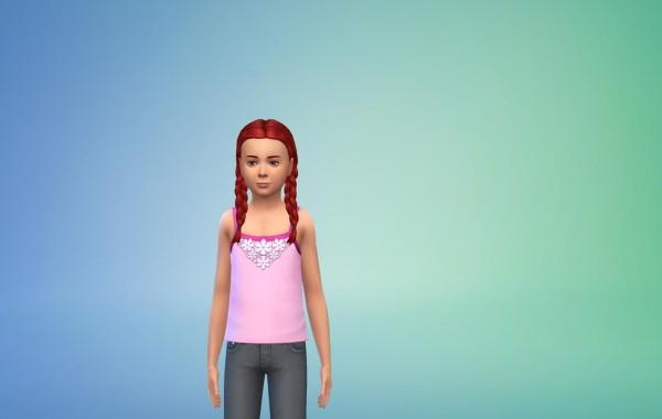 Sims 4 Outdoor Leben Top 4 Farbe 5