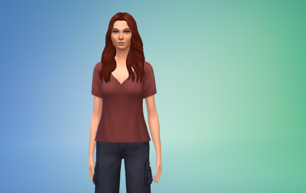 Sims 4 Outdoor Leben Top 4 Farbe 6