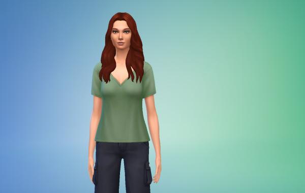 Sims 4 Outdoor Leben Top 4 Farbe 7