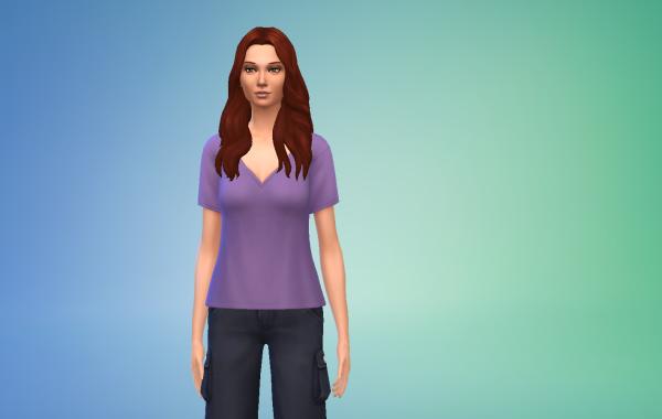 Sims 4 Outdoor Leben Top 4 Farbe 8