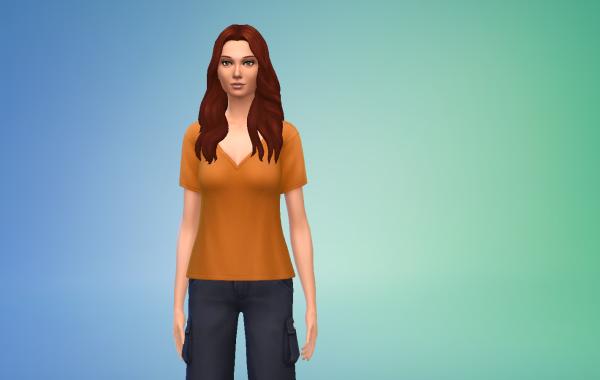 Sims 4 Outdoor Leben Top 4 Farbe 9