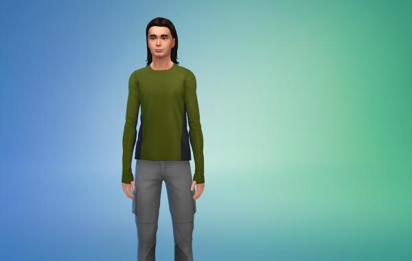 Sims 4 Outdoor Leben Top 6 Farbe 2