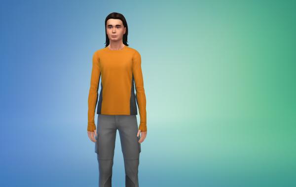 Sims 4 Outdoor Leben Top 6 Farbe 3