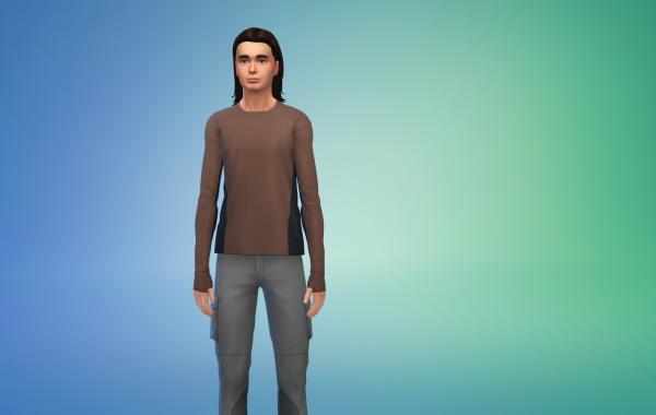 Sims 4 Outdoor Leben Top 6 Farbe 5