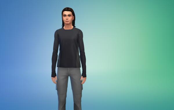 Sims 4 Outdoor Leben Top 6 Farbe 7